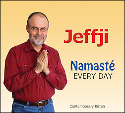 Cover of Namaste Every Day CD